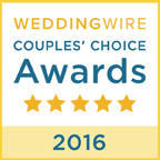 WeddingWire's Couples' Choice Awards 2016