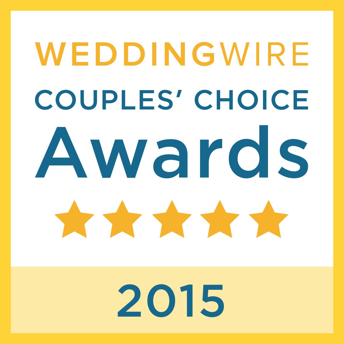 Wedding Wire Couples Choice 2015
