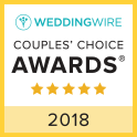 Wedding Wire Rated 2018