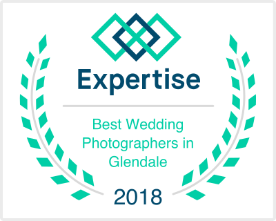 Best wedding photographers in Glendale