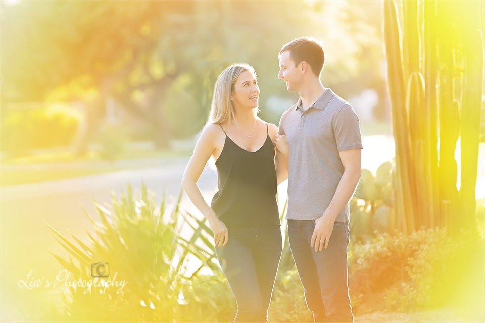 Clare & Tristan`s Mini Engagement Session